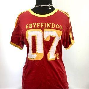 Harry Potter Gryffindor- team shirt adult M